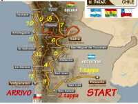 dakar-2014-percorso-tappe