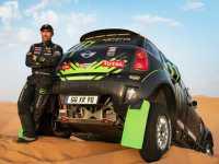 MINI for Rally Dakar 2014