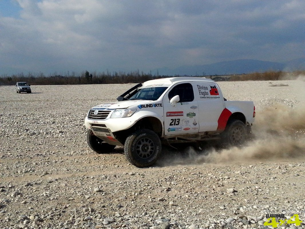 Varela vincitrore dell'assoluta Italian Baja Mondiale Cross Country Rally