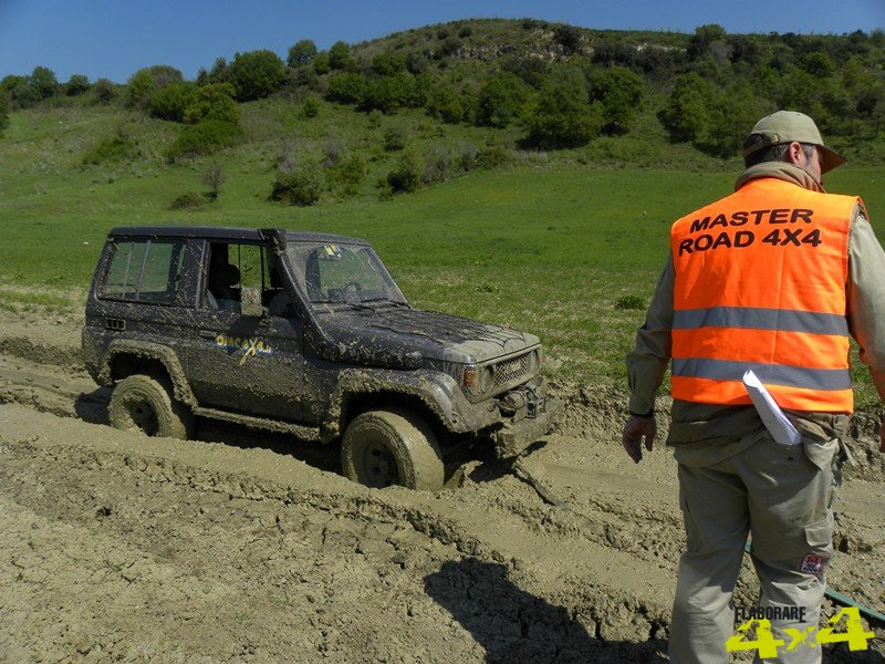Raduno Master Road 4x4 Tarquinia