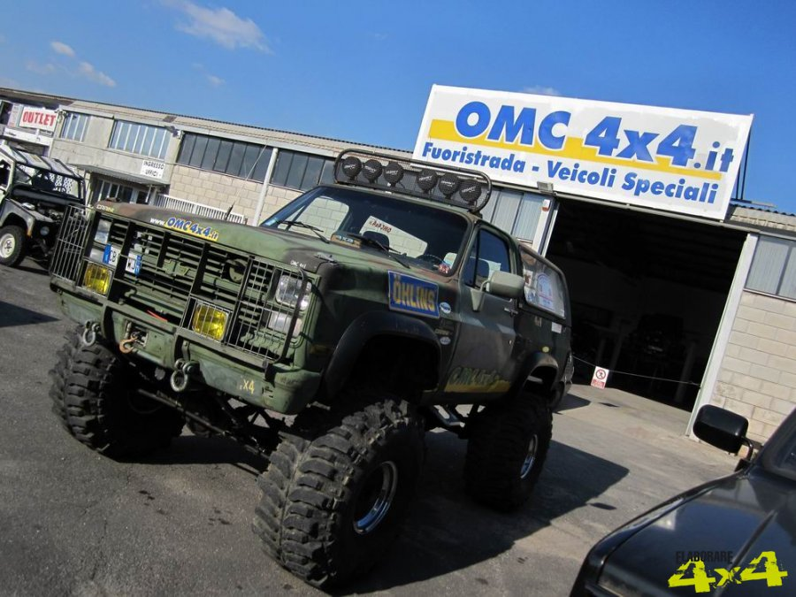 Omc4x4