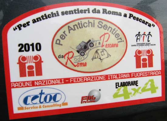 Roma Pescara in Off Road