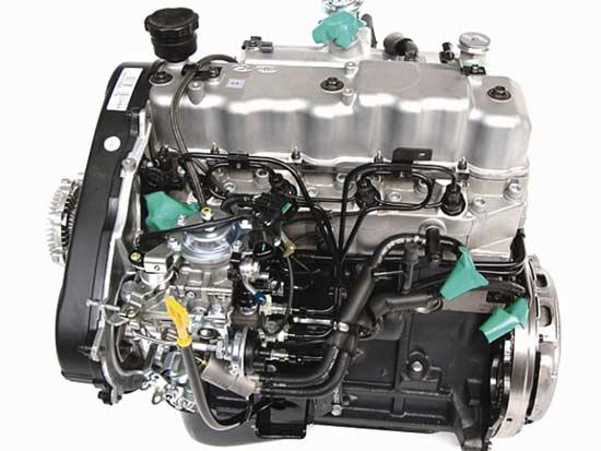 Motore completo a ricambio by Saito, Hyundai
