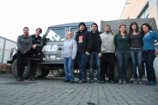 Alb Ricambi Land Rover