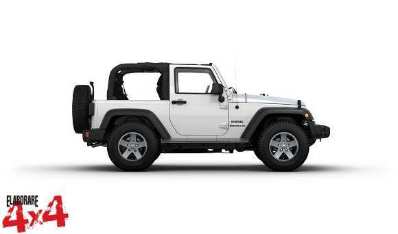 """Jeep Wrangler Cabrio """"Summer Edition"""""""
