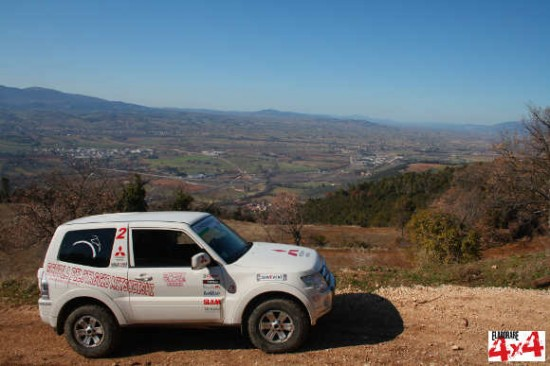 Raduno Pajero World Club Italia