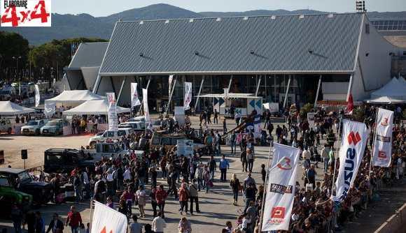 4x4Fest a CarraraFiere