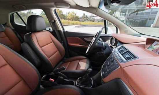 Sedili ergonomici certificati per il nuovo SUV compatto Mokka by Opel