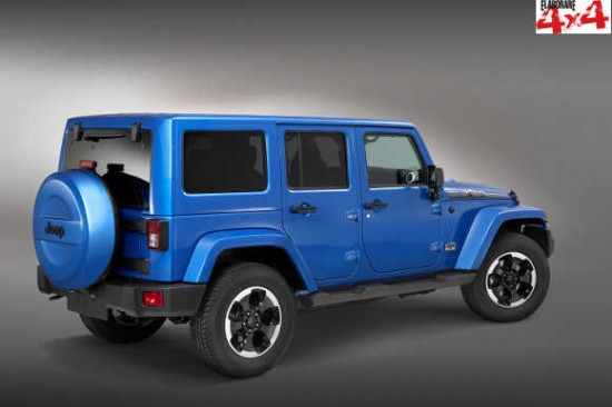 Jeep Wrangler Polar Unlimited a 4 porte