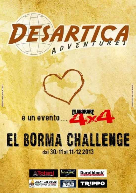 desartica_el borma challenge elaborare4x4