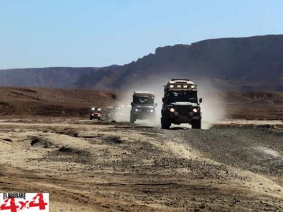 Marocco Land Rover Tour 2013-2014