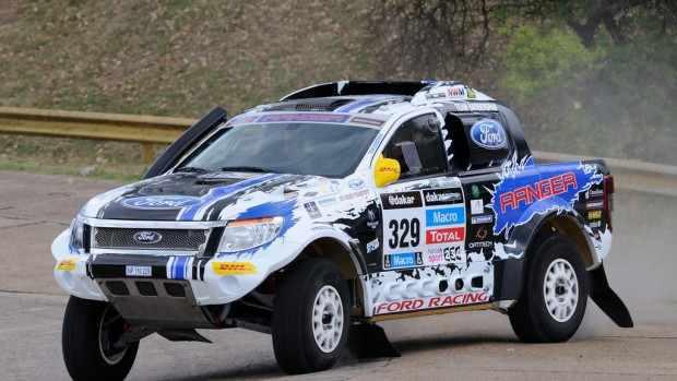 Ford Racing Dakar