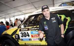 Nani Roma, vincitore della Dakar 2014