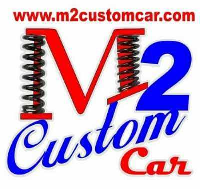 Logo M2 Custom Car llc