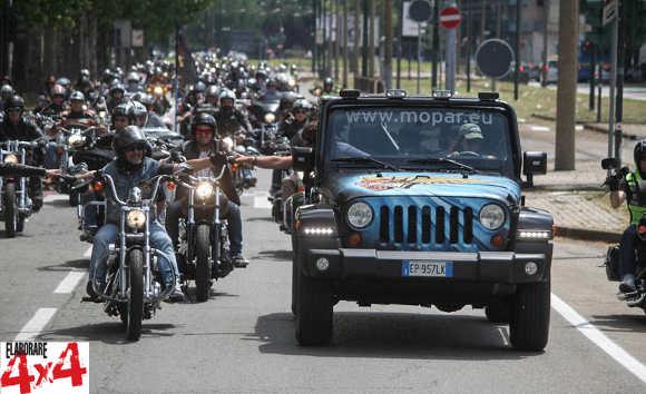 Raduno Jeep e Harley-Davidson Torino 01