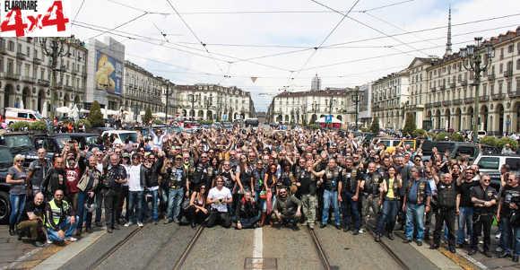 Raduno Jeep e Harley-Davidson Torino 03