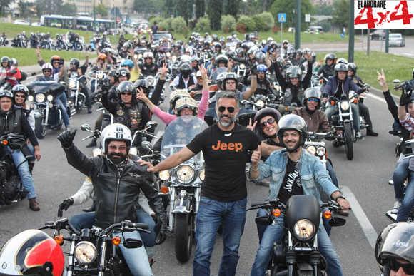 Raduno Jeep e Harley-Davidson Torino 07