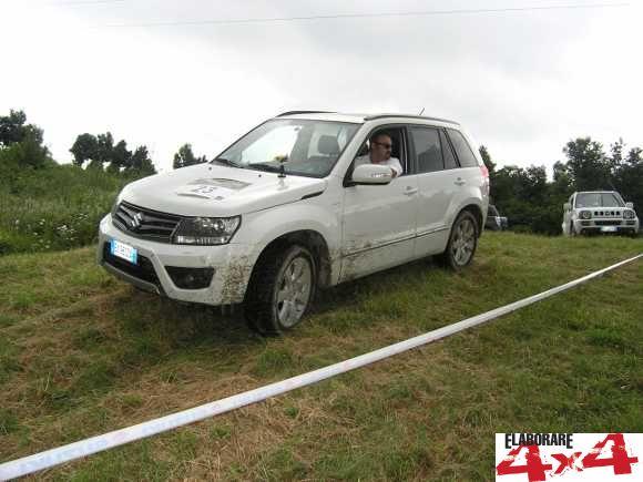 Elaborare 4x4 al III Raduno Nazionale ufficiale Suzuki a San Marino