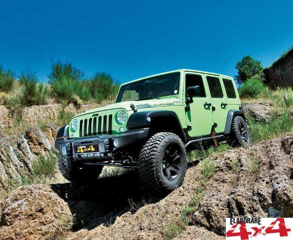 Jeep JK 2.8 CRD