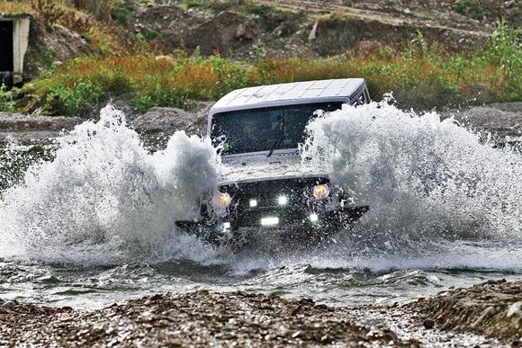 Jeep Wrangler JK Sahara