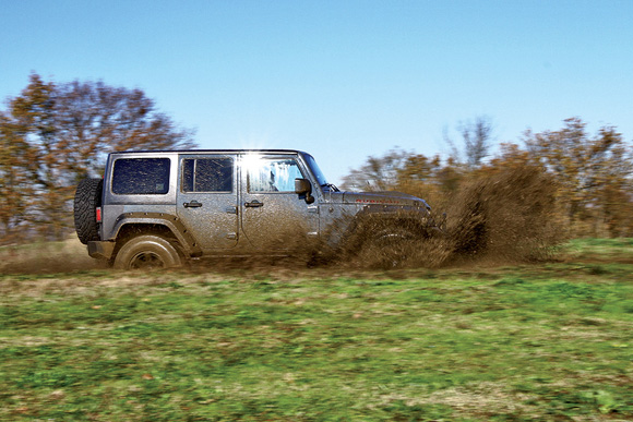 Jeep Wrangler JK UNLIMITED RUBICON