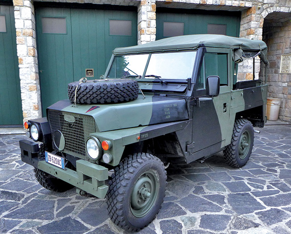 Land Rover 88 HT
