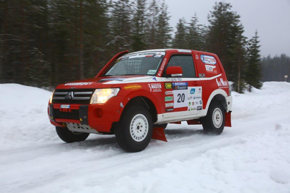 RalliArt Off Road Team Italy al Baja Russia