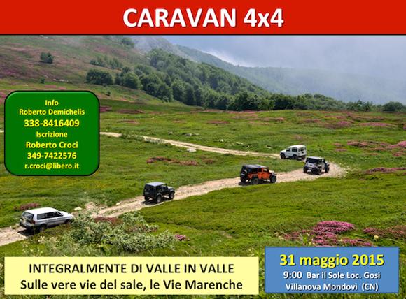 Caravan Nordovest4x4 01
