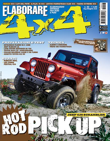 Cover Elaborare 4x4 n.43