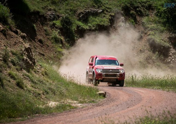 Rally Greece Offroad