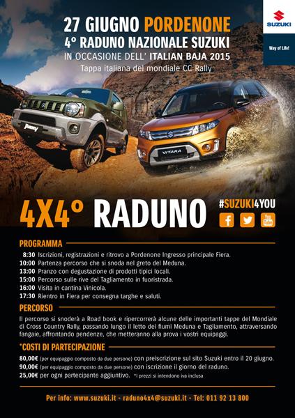 IV Raduno Nazionale Suzuki 4x4