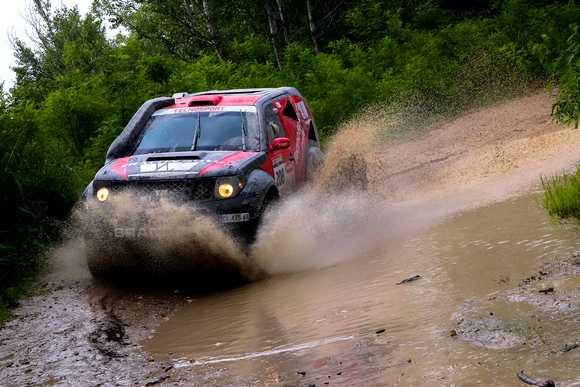 1° Corso Rally Raid - Fuoristrada by L.R.T. Sardinia