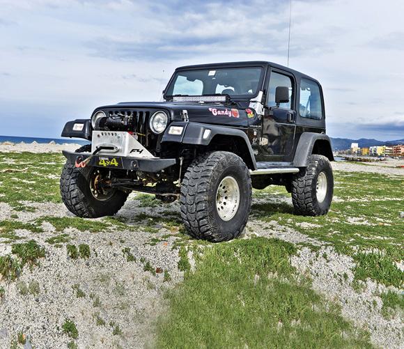 Jeep Wrangler TJ 4.0L