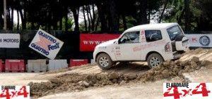 Scuola Pilotaggio Mitsubishi 4x4Fest Carrara