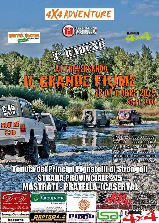 locandina 4x4 adventure