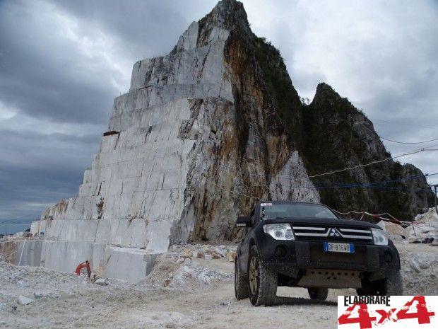 Mitsubishi Day al 4x4Fest di Carrara 2015