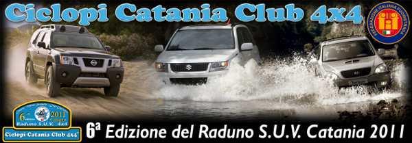 6ª Edizione del Raduno SUV Catania 2011 by Ciclopi Catania ...