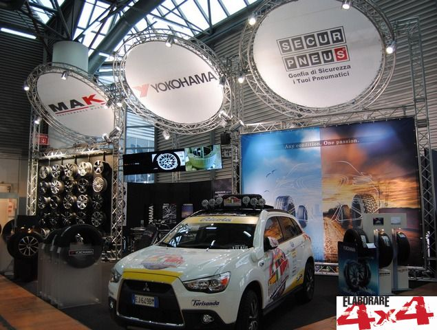 Photo of Yokohama al Salone 4x4Fest di Carrara
