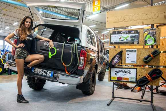 Photo of Mattouno al Salone 4x4Fest di Carrara