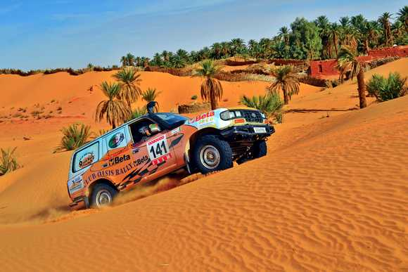 Photo of Maroc Challenge Winter edition 2015: il Team Scorpion Elaborare 4×4 è terzo!