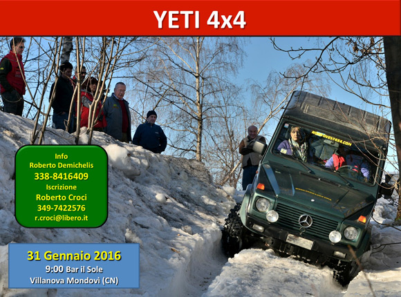 "Photo of Tour ""Yeti 4×4"" by Nordovest 4×4"