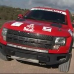 Ford Raptor Dakar 2017