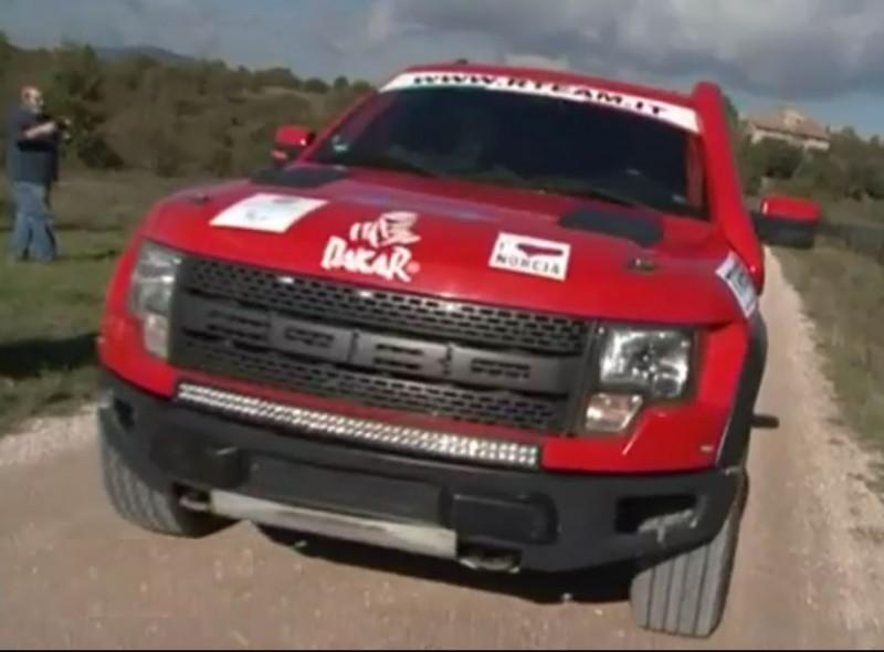 Ford Raptor Dakar 2017