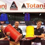 Totani stand Carrara 2016