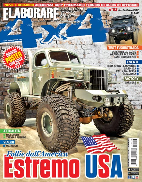 Cover Elaborare 4x4 n.53