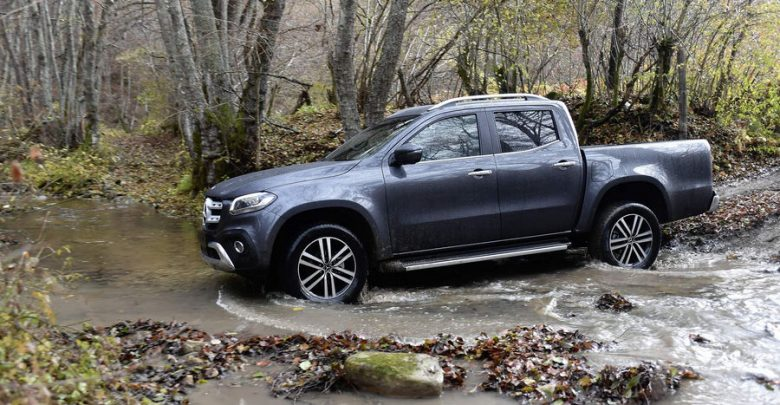 Photo of Nuovo Mercedes-Benz Classe X come va in off road