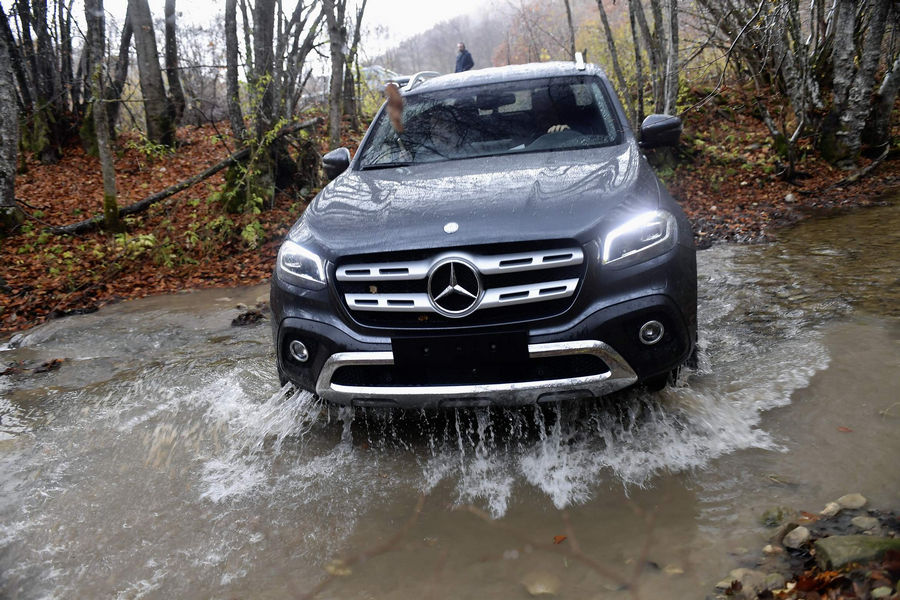 Mercedes-Benz Classe X Amatrice