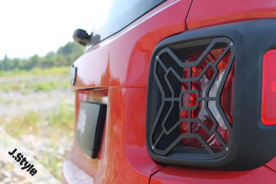 Griglie fari posteriori Jeep Renegade