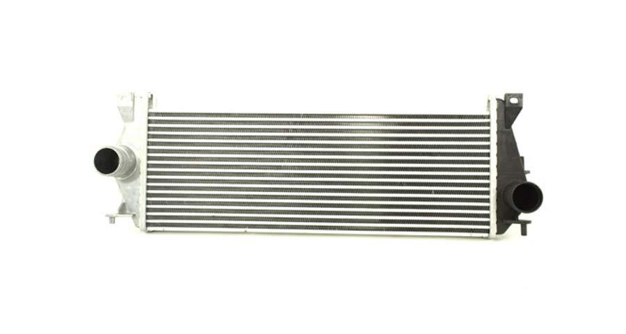 Intercooler raffreddamento aria motore