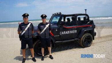 Jeep Carabinieri 2018 Wrangler